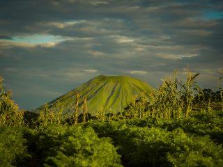 Volcano - Mount Lokon