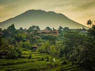 Bali - Volcano